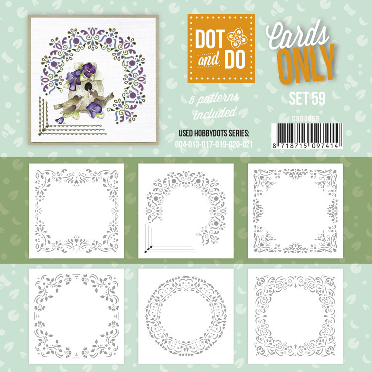 Dot and Do - Cards Only - Set 59