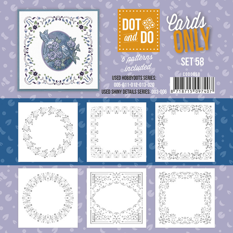 Dot and Do - Cards Only - Set 58