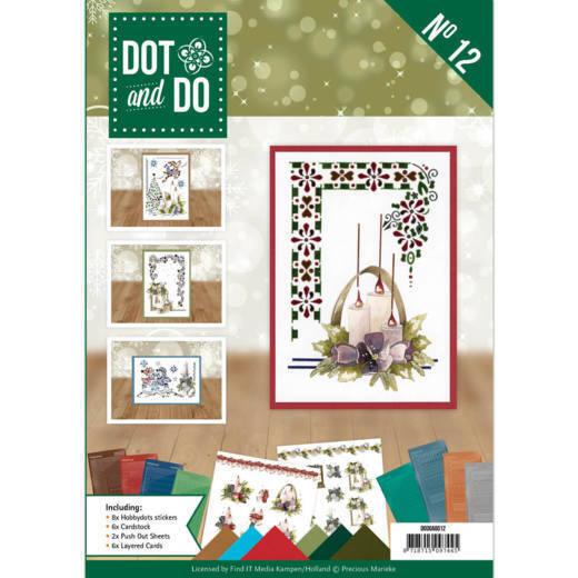 Dot and Do Book 12 - Precious Marieke - The Best Christmas Ever