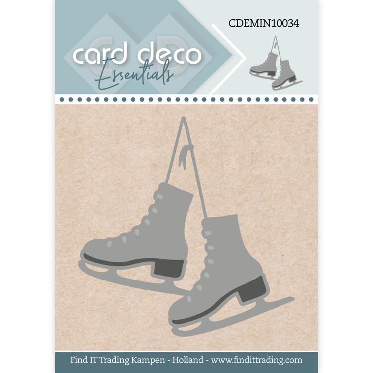 Card Deco Essentials - Mini Dies - Ice Skates