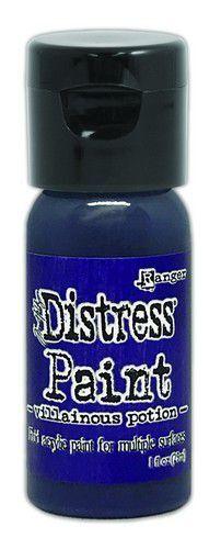 Ranger Distress Paint Flip Cap Bottle 29ml - Villainous Potion TDF78845 Tim Holtz (10-21)
