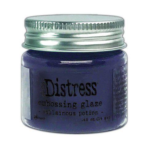 Ranger Distress Embossing Glaze - Villainous Potion TDE78876 Tim Holtz (10-21)