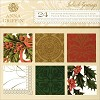 Yuletide Greetings Cardstock Pad 6X6 24/Sheets