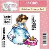 Crafters Companion Angelica and Friends - Isobel Stamp