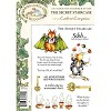 Crafters Companion Brambly Hedge Stamp Set - The Secret Staircas