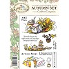Crafters Companion Brambly Hedge Stamp Set - Autumn