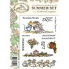Crafters Companion Brambly Hedge Stamp Set - Summer
