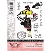 Crafters Companion Frou Frou Unmounted Rubber Stamp Set - Shoppe