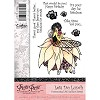 Crafters Companion Frou Frou Unmounted Rubber Stamp Set - Lets D