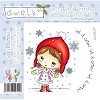 S.w.a.l.k. Unmounted Rubber Stamp - Let it Snow by Crafter`s Com