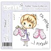 S.w.a.l.k. Unmounted Rubber Stamp - Pants!. by Crafter`s Compani