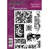 Stamp-It Australia Decorative Swirls - Stamp-It Imagine Unmounte