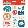 Travel Stickers (11pcs) - All Aboard