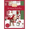 A4 Ultimate Die-Cut & Paper Pack (48pcs) - Boofle Christmas