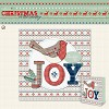 6 x 6 Decoupage Card Kit - Christmas in the Country