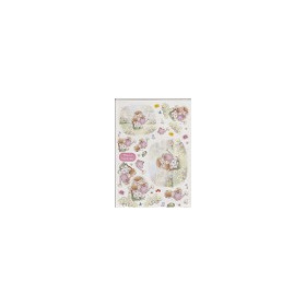 A4 Decoupage Pack (2pk) - For Someone Special  (In The Garden)