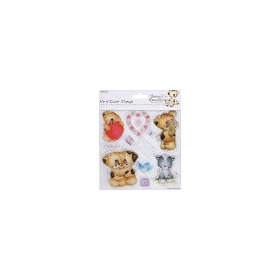 Daisy & Dandelion Lovingly Yours Clear Stamps Swalk
