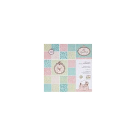 Pampered Pets Paper Pack - 8x8