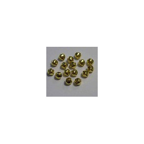 Christmas Bells 8mm Goud 16 stuks