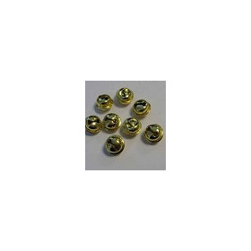 Cat`s Bells 15mm goud