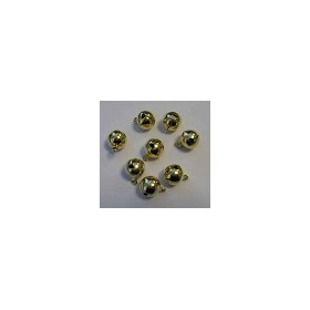 Jewelry Bells 12mm Goud 12242-4214
