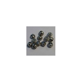 Cat`s Bells 13mm zilver 12243-4302