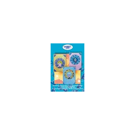 3D Maxi Sticker Sets - Set 11 Kant Rond