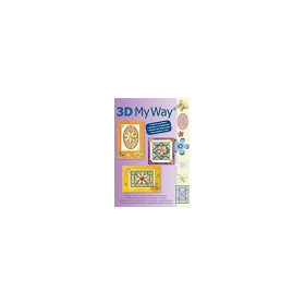3D My Way Sets - Flowers