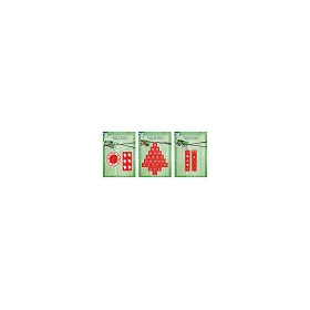 Cutting & Embossing stencil Christmas - SET