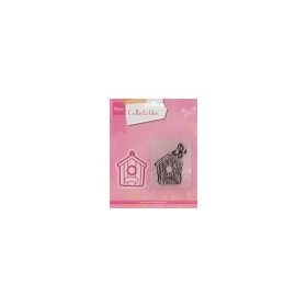 Collectables set Birdhouse home #FEB13