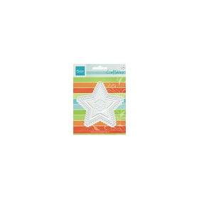 Craftables stencil Star #AUG