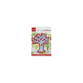 LR0203 Creatables stencil tree #JAN