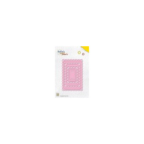 Nellie`s Multi Frame Die rectangle 3