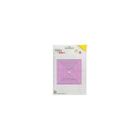 MFD056 Nellie`s Multi Frame Die straight square