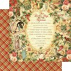 Graphic 45 - Twelve Days of Christmas Collection - 12 x 12 Doubl