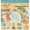 Graphic 45 Papercrafting 8x8 - Come Away With Me Collection
