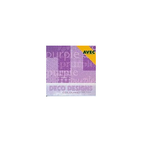 Deco Designs Purple