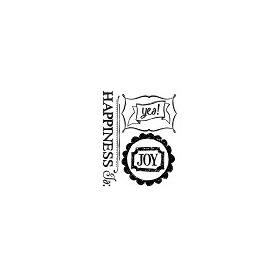 Prima Marketing Clear Stamp