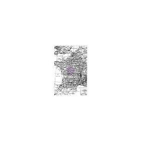 Prima Marketing Cling Stamp Cling Stamp-Cartographer
