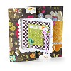 Sizzix Framelits Die Set 7PK w/Stamps - For You & Thank You  Ste