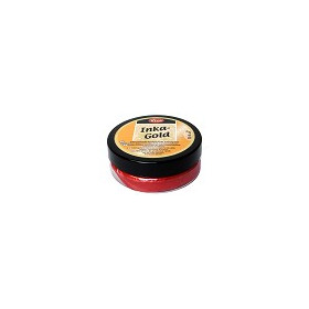 Viva Decor Inka Gold 2.2oz Lava Red