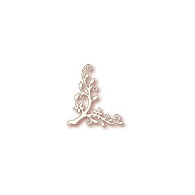 Wild Rose Studio`s Specialty die - Leafy Branch