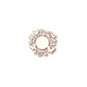 Wild Rose Studio`s Specialty die - Flower circle