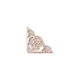 Wild Rose Studio`s Specialty die - Rose Corner