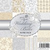 1 / 1  StartStop  1 PK (1 PK) 6x6 Paper Pack Wedding Bells a 36