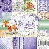 Wild Rose Studio`s 6x6 Paper Pack Bluebell a 36 VL
