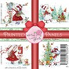 Printed panels Annabelle`s Christmas a 12 VL