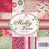 Wild Rose Studio`s 6x6 Paper Pack Holly Lane a 36 VL