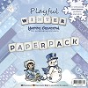 Paperpack Yvonne Creations - Playful Winter