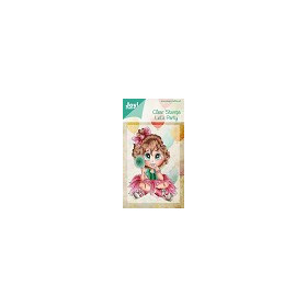Joy! stempel meisje lolly 47 x 110 mm
